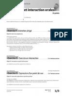 Livret de l'Examinateur DELF Pro B1