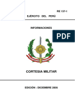 Cortesia Militar