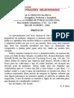 Mil Ilustrações - Prof. D. Peixoto Da Silva