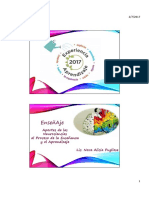 Pugliese Ensenaje Aportes de Las Neurociencias a La Ensenanza y Aprendizaje Participantes 2017 595e578d42711