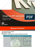 Orange Line grade separation presentation