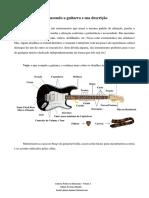Conhecendo a Guitarra e Sua Descrição - Gilmar S. Damião
