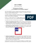 Caso JC Penney - EC4 y Recuperación