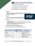 BASES DE CONTRATACIÓN CAS DESDE PC N° 048 HASTA PC N° 052 AÑO 2017