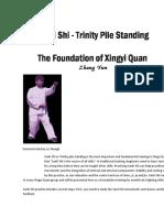 Santi Shi Fundaments