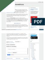 Recursosoptometricos Blogspot Mx 2014 02 Divulgando Optometr