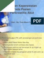 ASKEP - pankreatitis