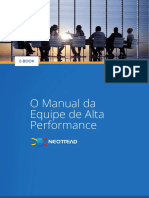 eBook - O Manual Da Equipe de Alta Performance