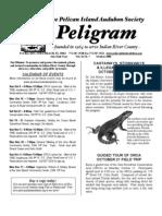 October 06 PeligramOctober 2006 Peligram Newsletter Pelican Island Audubon Society