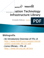ITIL Teoria