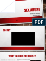 sex abuse