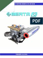Motor Berta f3 Sudam