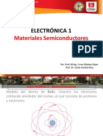 Electronica 1 - Semiconductores - Cmr 2015