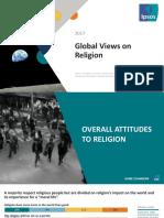 Globaladvisor Religion Charts AUSTRALIA