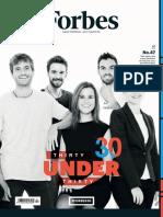 Forbes España - Octubre 2017