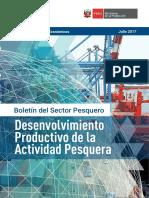 Boletín Pesquero - 07 Julio 2017