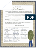 San Jose Proclamation Scan