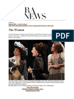 Opera News - The Women
