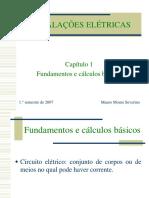 Instalacoes Eletricas Cap1!1!2007