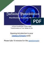 Infinite Possibilities Abundant E-Book by Saqara Alexis