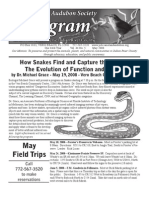 May 2008 Peligram Newsletter Pelican Island Audubon Society