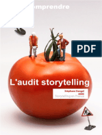 L'audit Storytelling