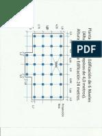 Planta, Normas Concreto II Jm