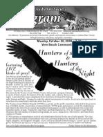October 2008 Peligram Newsletter Pelican Island Audubon Society