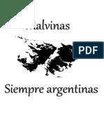 Ensayo Sobre Malvinas