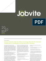 Jobvite 2010 Social Recruiting Report_2