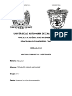 Hidraulica Resumen
