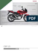Honda stunner 125