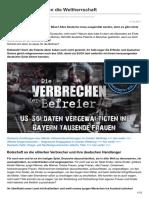 Lupocattivoblog.com - Euer Spiel Ist Vorbei. Es Ist Beendet.
