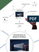 Media and politics. 0. Introduction 2017