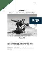 FM 3-22.37 - JAVELIN Close Combat Missile System Medium
