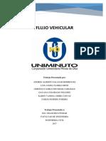 Flujo Vehicular