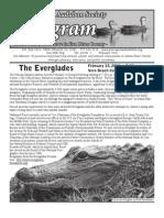 February 2010 Peligram Newsletter Pelican Island Audubon Society