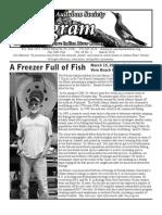 March 2010 Peligram Newsletter Pelican Island Audubon Society
