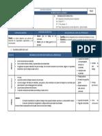SESION 11.- Organización de Eventos Deportivos- Plan de Trabajo I S 01