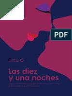 LELO Erotic Fiction Compilation ES