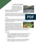 Plazas Culturales