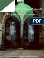 Antropología y Fenomenología