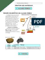 Materiaux Elaboration (1)