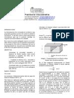 Preinforme de Viscosimetría