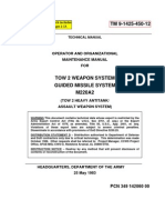 TM 9 1425 450 12 TOW 2 Weapon System