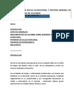 Zuñiga Conceptos Básicos en Salud Ocupacional y Sistema General de Riesgos Profesionales en Colombia
