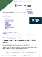 Ejemplo de Plan de Comercialización - Mosaic Buttons _ Herramientas PYME