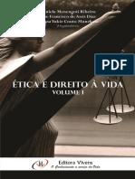 Ética e Direito à Vida Vol I
