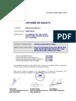 Andaime Fachada - Ensaio 19520 - Normas Européias - Nopin Brasil