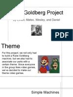 stem rube goldberg presentation